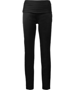 Moschino | Slim Fit Trousers 42 Polyester/Rayon/Virgin Wool