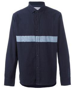 UNIVERSAL WORKS | Colour Block Shirt Xl Cotton