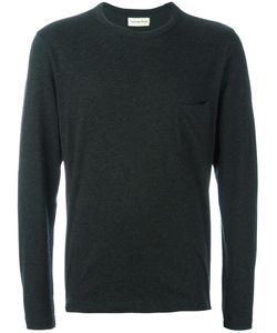 UNIVERSAL WORKS | Crew Neck Jumper Small Cotton/Wool