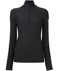 ROSSIGNOL | W Spacial 1/2 Zip Knitted Top Xl