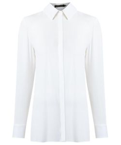 ANDREA MARQUES | Classic Shirt 40 Silk