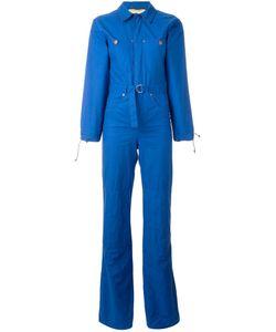 JC DE CASTELBAJAC VINTAGE | Denim Patch Boiler Suit 34