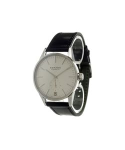 Nomos | Zürich Date Analog Watch Adult Unisex