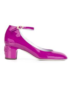 RAYNE | Enola Pumps 38 Patent Leather/Leather