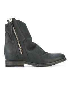 Cinzia Araia | Side Zip Boots 39 Leather/Rubber
