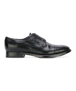 Silvano Sassetti | Classic Derby Shoes 7.5 Calf Leather/Leather