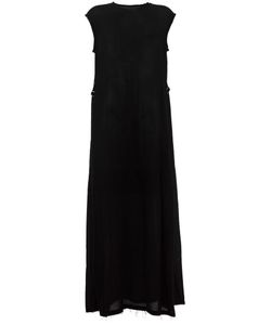 Damir Doma | Depp Long Dress Small Viscose/Virgin Wool