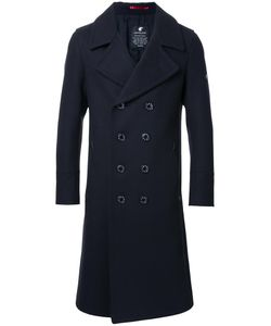 LOVELESS | Notched Lapel Double-Breasted Coat 3 Lambs Wool/Nylon