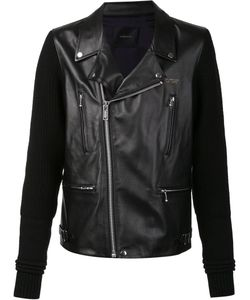 Undercover | Zipped Jacket 4 Wool/Leather