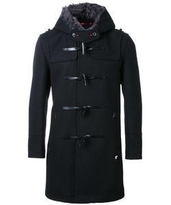 LOVELESS | Hooded Duffle Coat 2 Lambs Wool/Nylon