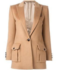 BLAZÉ MILANO | Blazé Milano Flap Pocket Blazer 36 Cashmere/Cupro/Viscose