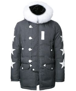 EDUCATION FROM YOUNGMACHINES | Padded Hooded Jacket 3 Polyester