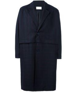 REALITY STUDIO | Roger Coat Adult Unisex Small Spandex/Elastane/Wool/Polyester