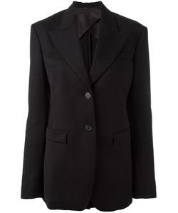 Jil Sander | Brahms Blazer 36 Virgin Wool/Silk