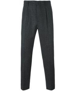 Dondup | Pleat Detailing Tailored Trousers 31 Virgin Wool/Spandex/Elastane/Cotton