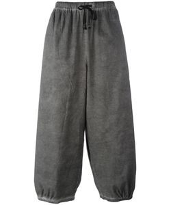 Unconditional | Loose-Fit Drawstring Trousers Medium Cotton