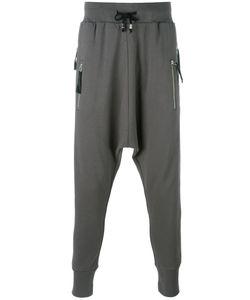 Unconditional   Drop-Crotch Sweatpants Medium Cotton