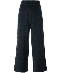 Le Kasha | India Knit Trousers Small Cashmere