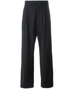 Odeur | Oversized Pants Adult Unisex Medium Wool/Lyocell