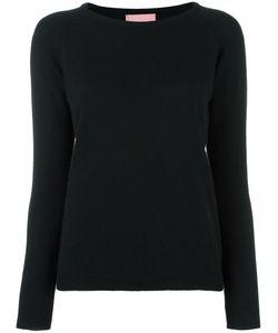 ALYKI | Classic Long Sleeve Jumper 42 Wool/Cashmere