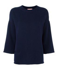 ALYKI | Wide Sleeve Knitted Jumper 44 Cashmere