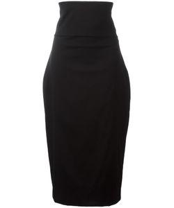 Jil Sander | Bouquet Skirt 38 Cotton/Polyamide/Spandex/Elastane/Spandex/Elastane