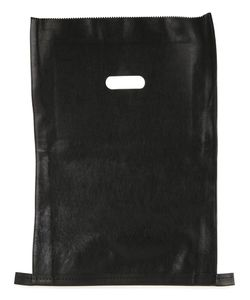 NIL0S | Zipper Detailing Shopping Bag Calf Leather