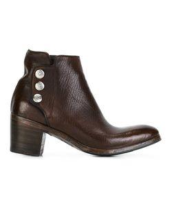 Alberto Fasciani | Sveva Boots 38 Calf Leather/Leather