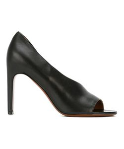 David Beauciel | Aisha Open Toe Pumps 37 Calf