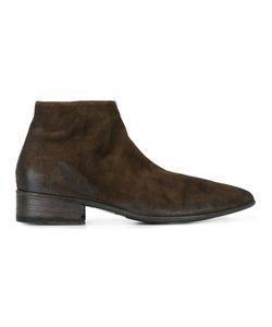 Marsell | Marsèll Cuneo Ankle Boots 44 Suede/Leather