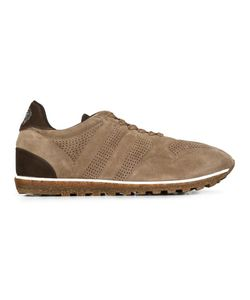 Alberto Fasciani | Sport Sneakers 42 Suede/Leather/Cotton/Rubber