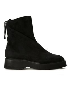 JULIUS | Concealed Zip Boots 26 Leather