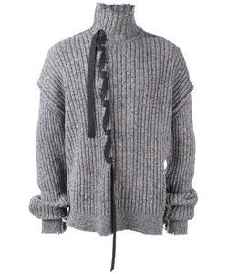 Damir Doma | Kierkegaard Jumper Large Polyamide/Cashmere/Wool