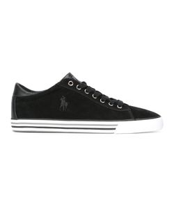 Polo Ralph Lauren   Lace-Up Sneakers 41 Suede/Polyurethane/Polyester/Rubber