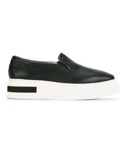 Manuel Barceló | Flatform Slip-On Sneakers Adult Unisex 37 Leather/Rubber