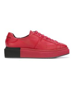 Manuel Barceló | Trafalgar Sneakers Adult Unisex 38 Calf Leather/Leather/Rubber