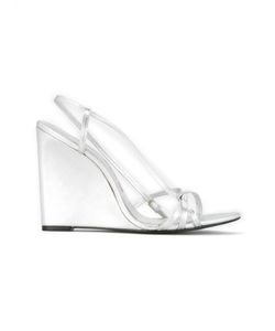 Reinaldo Lourenço | Wedge Sandals 36 Calf Leather