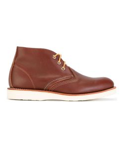 Red Wing Shoes | Chukka Boots 7.5 Leather/Rubber