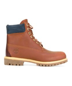 Timberland   Lace-Up Boots 8.5 Calf Leather/Calf Suede/Leather/Rubber