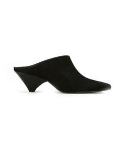 Reinaldo Lourenço | Pointed Toe Mules 35 Calf Leather