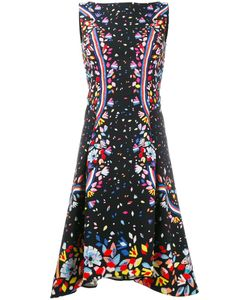 Peter Pilotto | Printed Sleeveless Dress Size 6 Polyester/Spandex/Elastane/Acetate