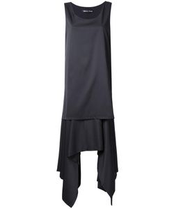 Max Tan | Austere Handkerchief Dress 38 Viscose