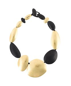 MONIES | Oval Shape Necklace