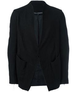 CEDRIC JACQUEMYN   Dhawl Collar Suit Jacket 48 Virgin
