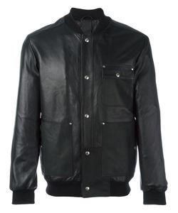 Omc | Hypepusher Bomber Jacket 50 Leather/Acetate/Viscose