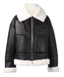 JUUN.J | Shearling Bomber Jacket 44 Sheep Skin/Shearling