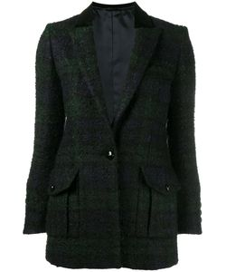 BLAZÉ MILANO | Blazé Milano Weekend Britannia Check Blazer 1 Wool/Cotton/Viscose/Cupro