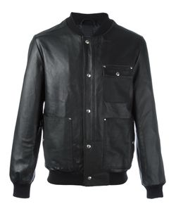 Omc | Hypepusher Bomber Jacket 50 Leather