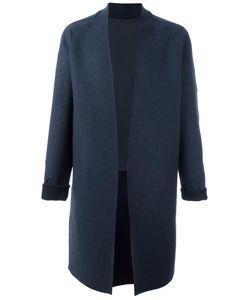 SYSTEM HOMME | Single Breasted Coat Medium Wool/Polyurethane/Nylon