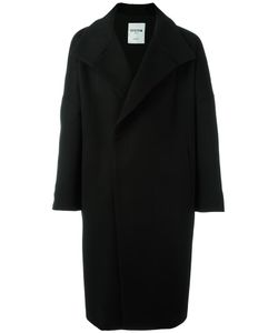 SYSTEM HOMME | Single Breasted Coat Medium Cashmere/Wool